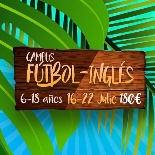Campus de Fútbol / Inglés